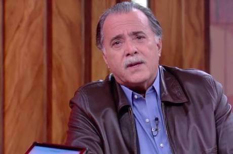 Tony Ramos sobre anúncios para a Friboi:
