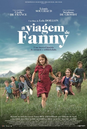 Cartaz A Viagem De Fanny