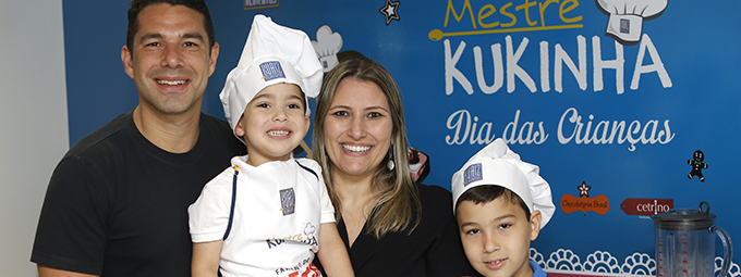 Mestre Kukinha Dia das Crianças