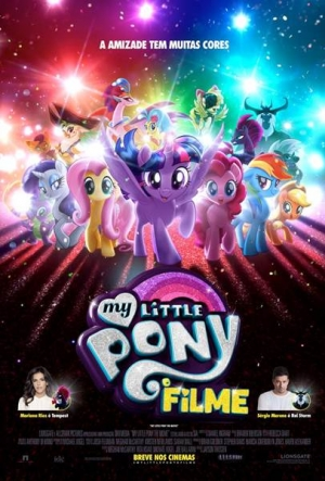 Cartaz My Little Pony: O Filme