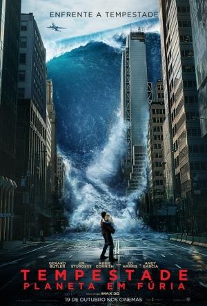 Cartaz Tempestade: Planeta Em Fúria