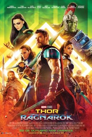 Cartaz Thor: Ragnarok
