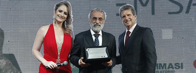 Entrega do Prêmio Excelência em Saúde 2017