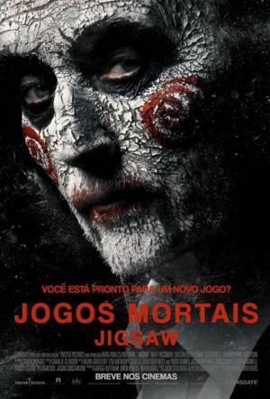Cartaz Jogos Mortais: Jigsaw
