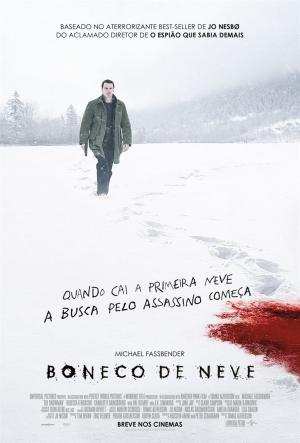 Cartaz Boneco De Neve