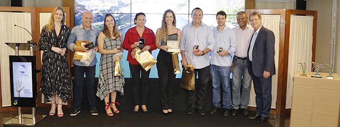 TV Vitória/Record TV comemora vitórias de 2017
