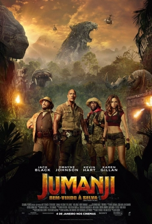 Jumanji: Bem- Vindo à Selva