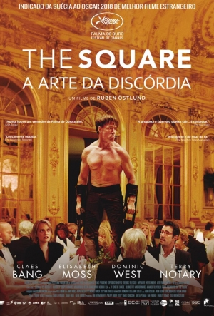The Square - A Arte De Discórdia