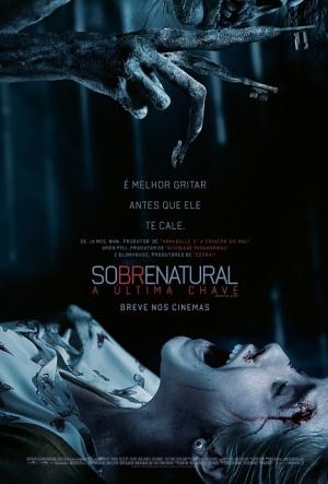 Cartaz Sobrenatural: A última Chave