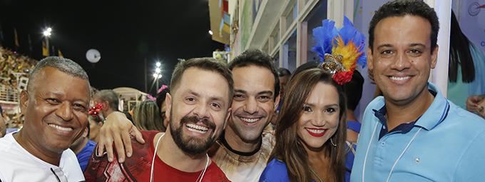 Carnaval de Vitória 2018 - Camarote Rede Vitória - Sábado