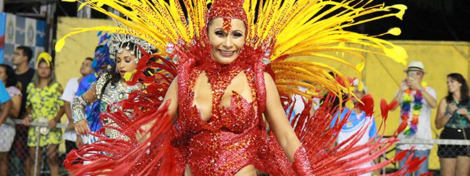 Carnaval de Vitória 2018 - Rosas de Ouro
