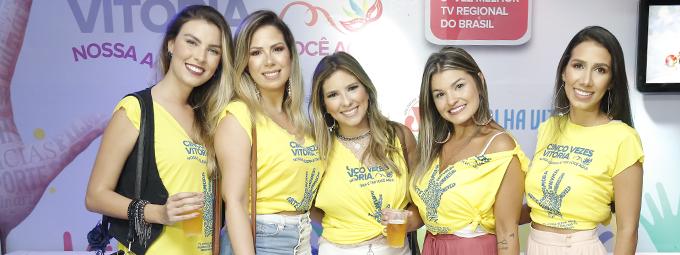 Carnaval de Vitória 2018 - Camarote Rede Vitória - 6ª feira