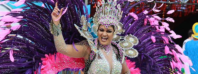 Carnaval de Vitória 2018 - Chegou o que Faltava
