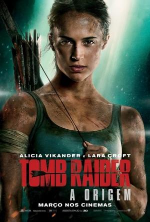 Cartaz Tomb Raider - A Origem
