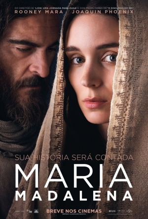 Cartaz Maria Madalena