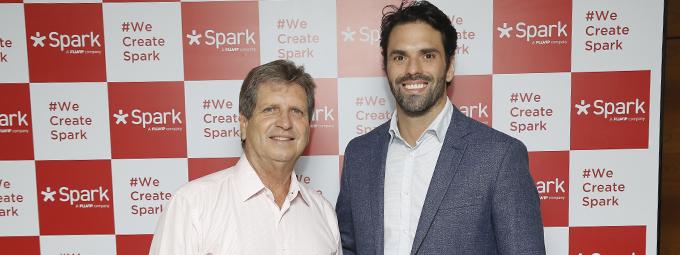 Lançamento Spark ES - Influenciadores