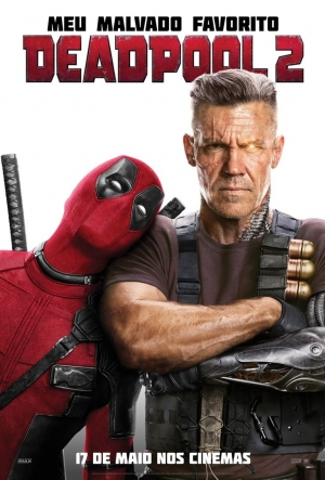 Cartaz Deadpool 2