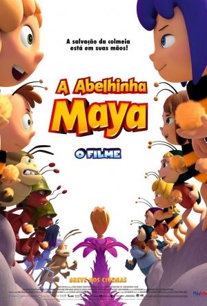 Cartaz A Abelinha Maya