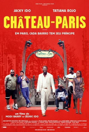 Cartaz Chateau-paris