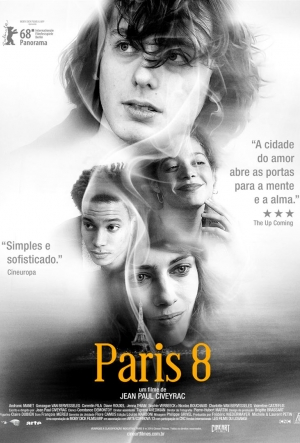 Cartaz Paris 8