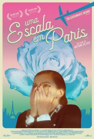 Cartaz Uma Escala Em Paris