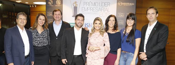 Lançamento do Prêmio Líder 2018