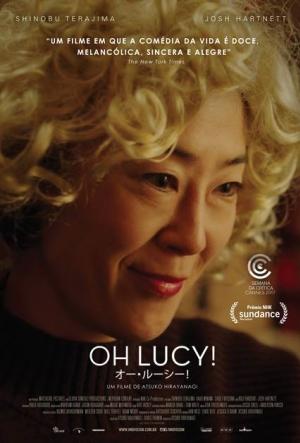 Cartaz Oh Lucy!