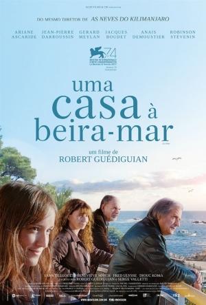 Cartaz Uma Casa à Beira-mar