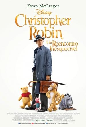 Cartaz Christopher Robin - Um Reencontro Inesquecível