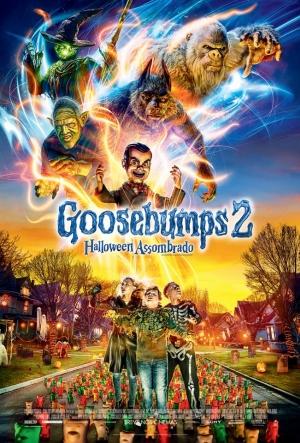 Cartaz Goosebumps 2 - Halloween Assombrado