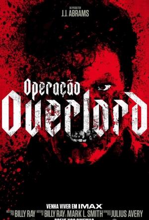 Cartaz Operação Overlord
