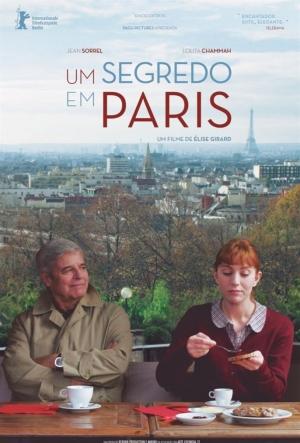 Cartaz Um Segredo Em Paris