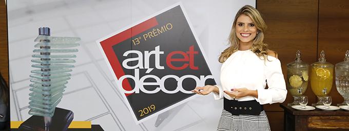 Lançamento do Prêmio Art et Décor 2019